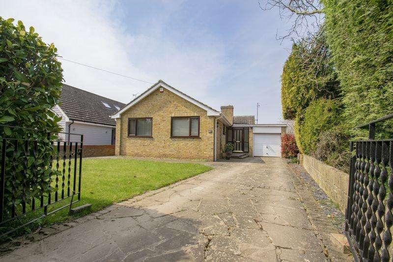 3 Bedrooms Detached Bungalow for sale in The Ridgeway, Flitwick