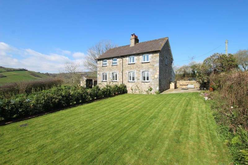 3 Bedrooms Cottage House for sale in Between Buckfastleigh and Dartington