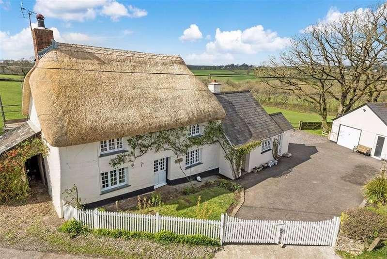 3 Bedrooms Detached House for sale in Broadwoodkelly, Winkleigh, Devon, EX19