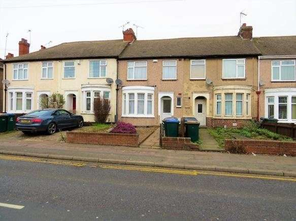 3 Bedrooms Property for sale in Burnaby Road, Coventry, Warwickshire, CV6 4AY