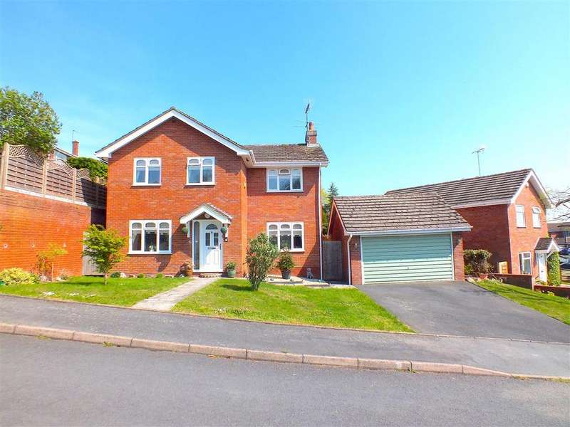 4 Bedrooms Detached House for sale in High Clere, Bewdley