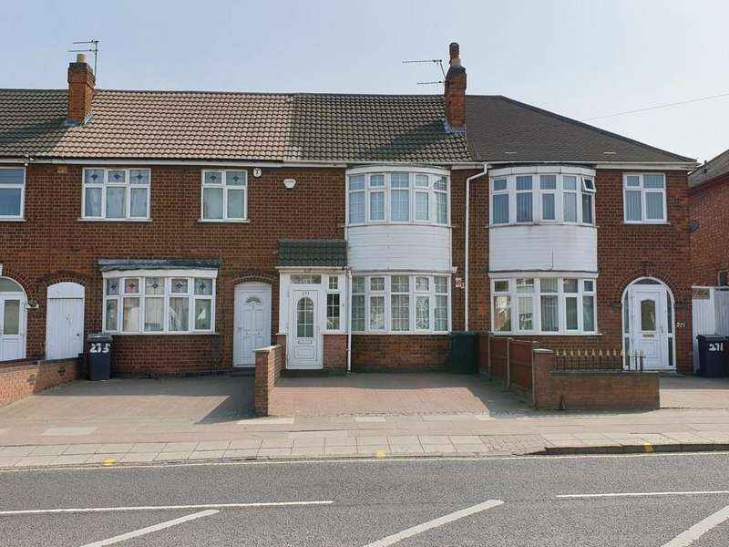 2 Bedrooms Semi Detached House for sale in Catherine Street , Belgrave, Leicester