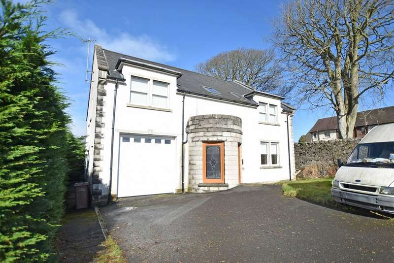 5 Bedrooms Detached Villa House for sale in 64 Main Street, Symington, KA1 5QG
