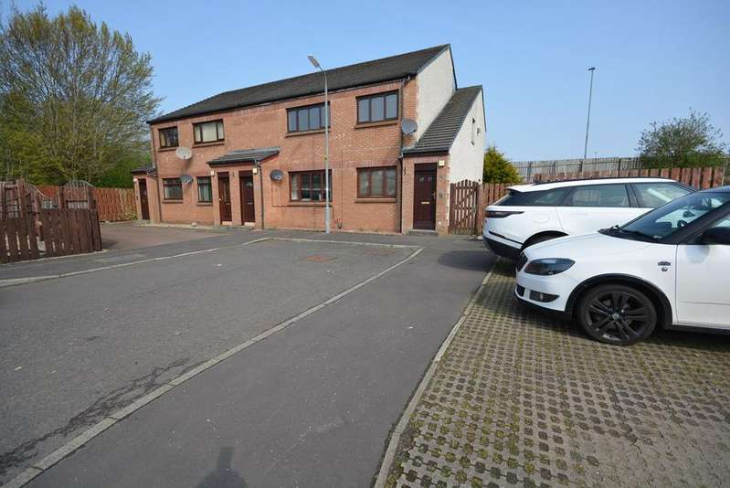 3 Bedrooms Flat for sale in Chapmans Terrace, Kilmarnock, KA1