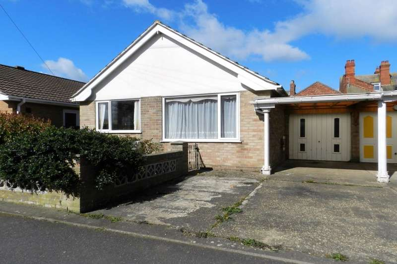 2 Bedrooms Detached Bungalow for sale in Moreland Avenue, Sutton-On-Sea, Mablethorpe, LN12