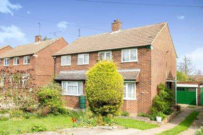 2 Bedrooms Semi Detached House for sale in Townfield Road, Flitwick, Beds, Bedfordshire