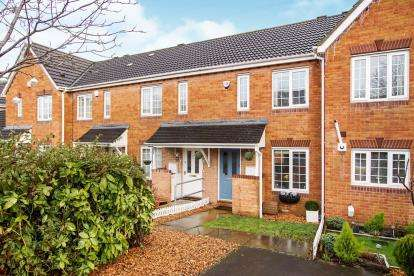 2 Bedrooms Terraced House for sale in Pinkers Mead, Emersons Green