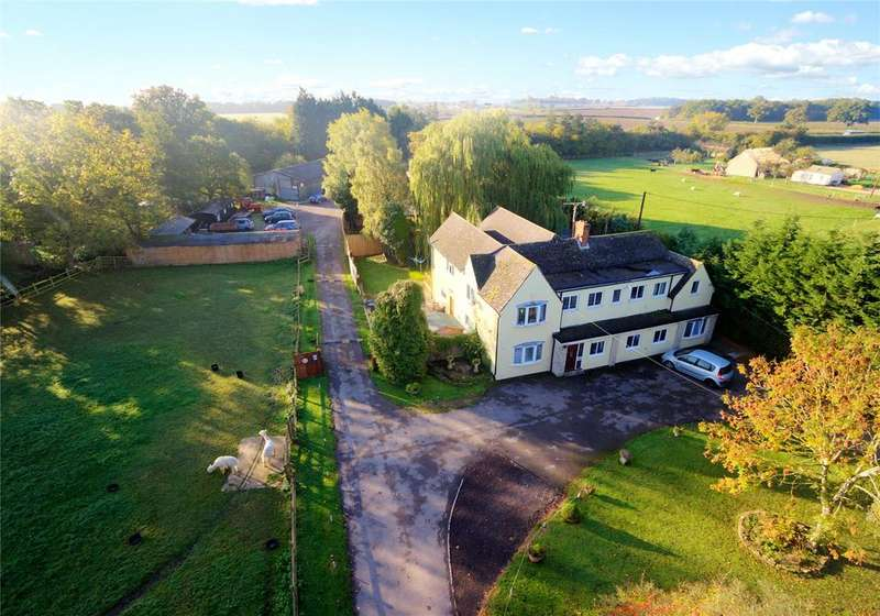 10 Bedrooms Equestrian Facility Character Property for sale in Barnard Gate, Witney, Oxfordshire, OX29