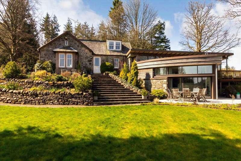 5 Bedrooms Semi Detached House for sale in Mount Stuart, Dollar