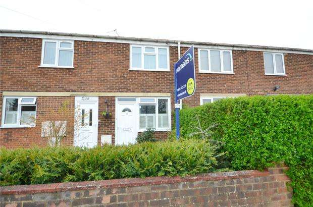 2 Bedrooms Maisonette Flat for sale in Cowper Road, Slough