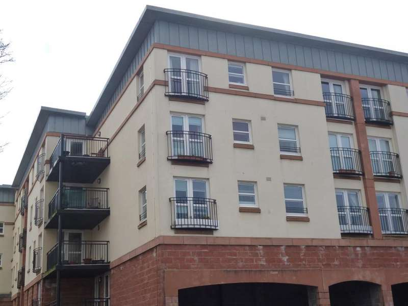 2 Bedrooms Flat for sale in 29 Cumbrae Court, Nelson Street, LARGS, KA30 8LG