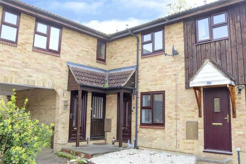 2 Bedrooms Terraced House for sale in Axbridge, Forest Park, Bracknell, Berkshire, RG12