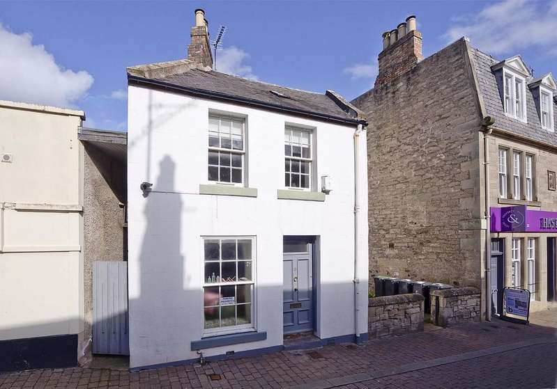 2 Bedrooms Detached House for sale in Little Wedge, 9 Murray Street, Duns TD11 3DE