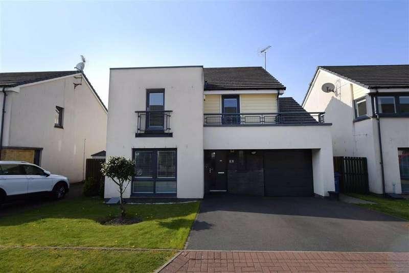 4 Bedrooms Detached House for sale in Crofton Drive, Renfrew