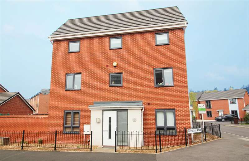 4 Bedrooms Semi Detached House for sale in Coverack Road, Bilston