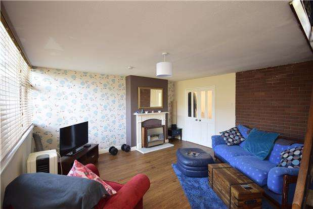 3 Bedrooms Terraced House for sale in Partridge Road, Pucklechurch, BRISTOL, BS16 9SP