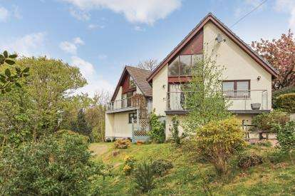 5 Bedrooms Detached House for sale in Castlepark Drive, Fairlie