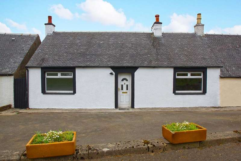 3 Bedrooms Semi Detached Bungalow for sale in 2 Sornhill Road, Galston KA4