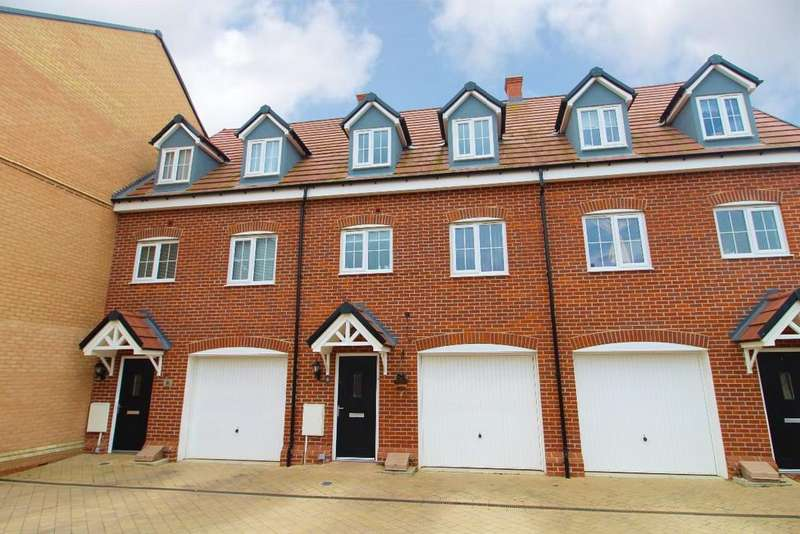 3 Bedrooms Town House for sale in Piper Lane, Wixams, MK42