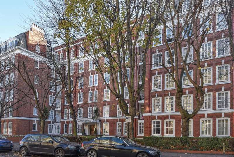 2 Bedrooms Flat for sale in Circus Lodge, St Johns Wood, NW8, NW8