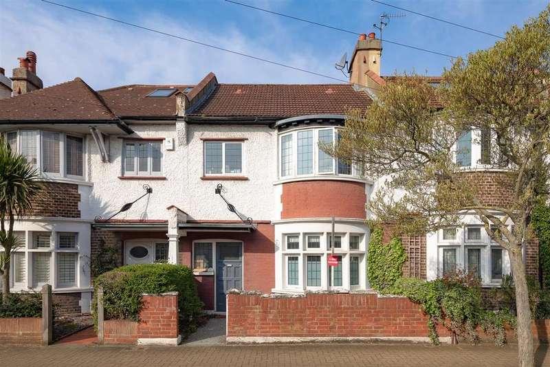 3 Bedrooms Terraced House for sale in Bracken Avenue, SW12