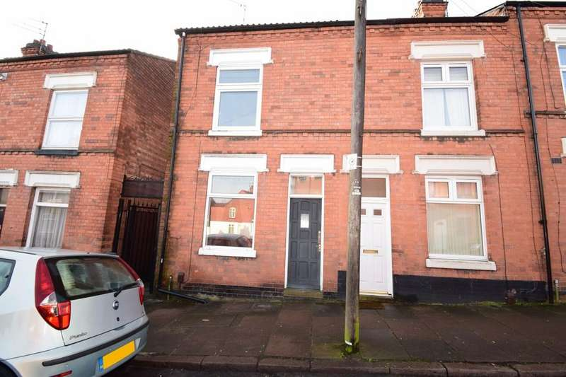 4 Bedrooms Terraced House for sale in Vaughan Street, Westend, Leicester