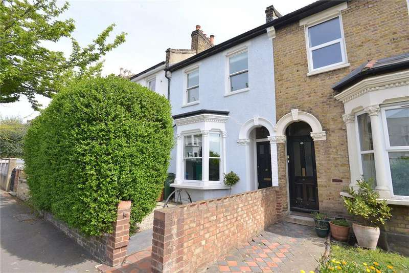 4 Bedrooms Terraced House for sale in Copleston Road, Peckham Rye, London, SE15