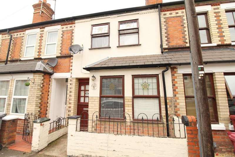 3 Bedrooms Terraced House for sale in Pitcroft Avenue, Reading