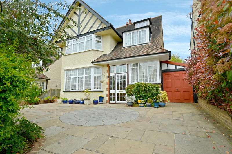 5 Bedrooms Detached House for sale in Purley Downs Road, South Croydon