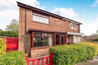 2 Bedrooms Semi Detached House for sale in Belcroft Grove, Little Hulton, Manchester, Greater Manchester