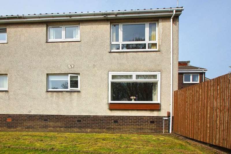 1 Bedroom Flat for sale in Warwickhill Place, Kilmarnock