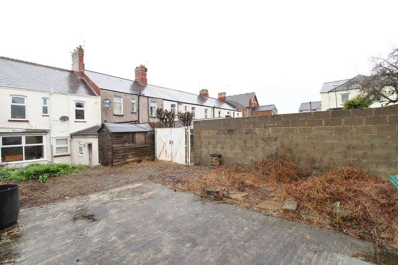 2 Bedrooms Commercial Property for sale in Caerleon Road, Newport, NP19