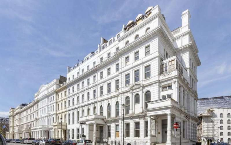 60 Bedrooms End Of Terrace House for sale in Lancaster Gate, London