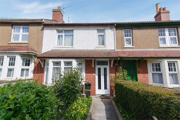 3 Bedrooms Terraced House for sale in Muller Road, Horfield, Bristol