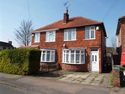 3 Bedrooms Semi Detached House for sale in Henley Crescent, Braunstone Town, Leicester, Leicsetershire
