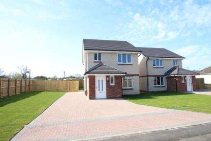 3 Bedrooms Detached House for sale in Ayr Road, Shawsburn