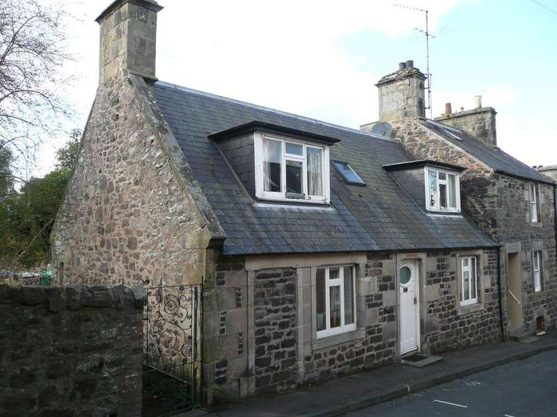 3 Bedrooms Terraced House for sale in Kilnheugh, Auchtermuchty KY14