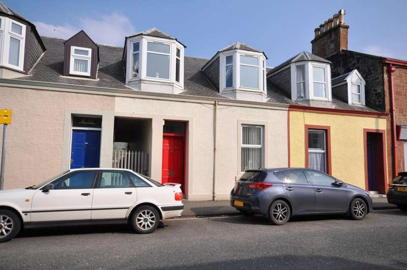 3 Bedrooms Terraced House for sale in 141 Dalrymple Street, Girvan KA26