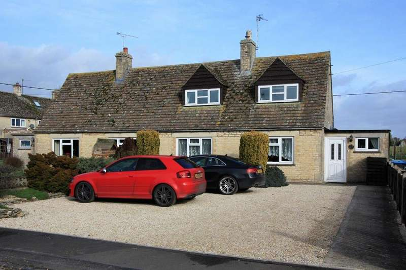 3 Bedrooms Semi Detached House for sale in The Elms, Langford GL7