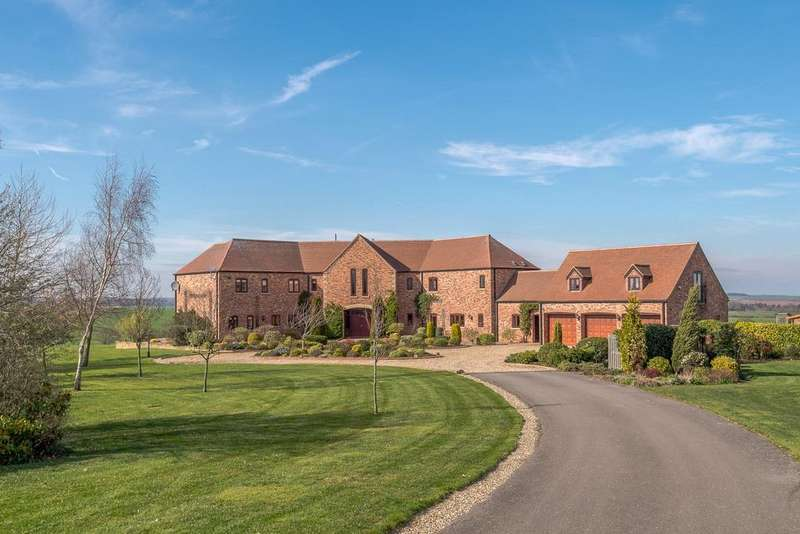 7 Bedrooms Detached House for sale in Caunton, Nottinghamshire, NG23
