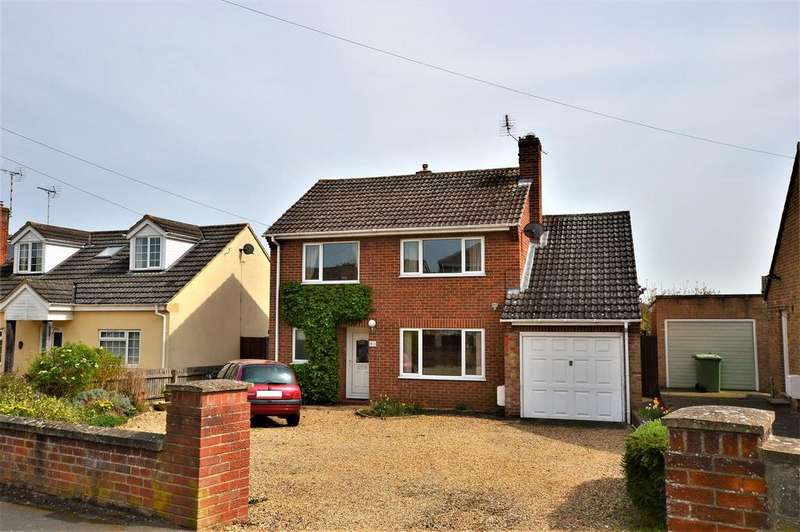 3 Bedrooms Detached House for sale in Queens Walk, Stamford