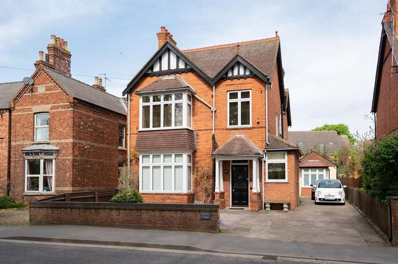 4 Bedrooms Unique Property for sale in Kings Road, Spalding, PE11