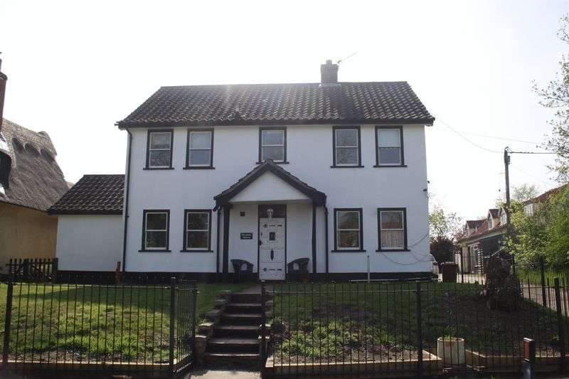 5 Bedrooms Property for sale in The Street, Redgrave