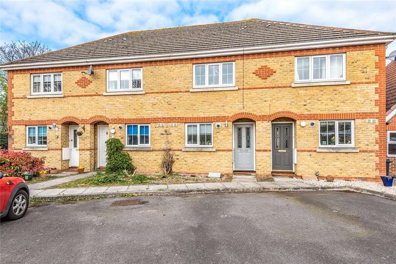 2 Bedrooms Terraced House for sale in The Limes, Windsor, Berkshire, SL4