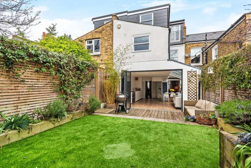 5 Bedrooms Terraced House for sale in Howden Street Peckham SE15