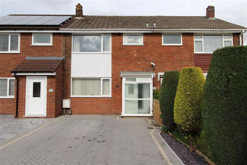 3 Bedrooms Terraced House for sale in Harrington Road , Stockwood , Bristol, BS14 8JZ