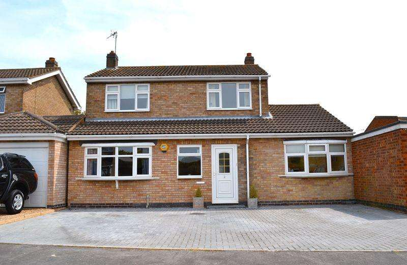 3 Bedrooms Detached House for sale in Coopers Nook, East Goscote, Leicester