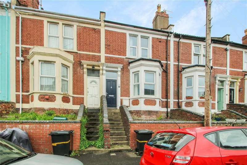 3 Bedrooms Terraced House for sale in Mendip Road, Windmill Hill, Bristol, BS3