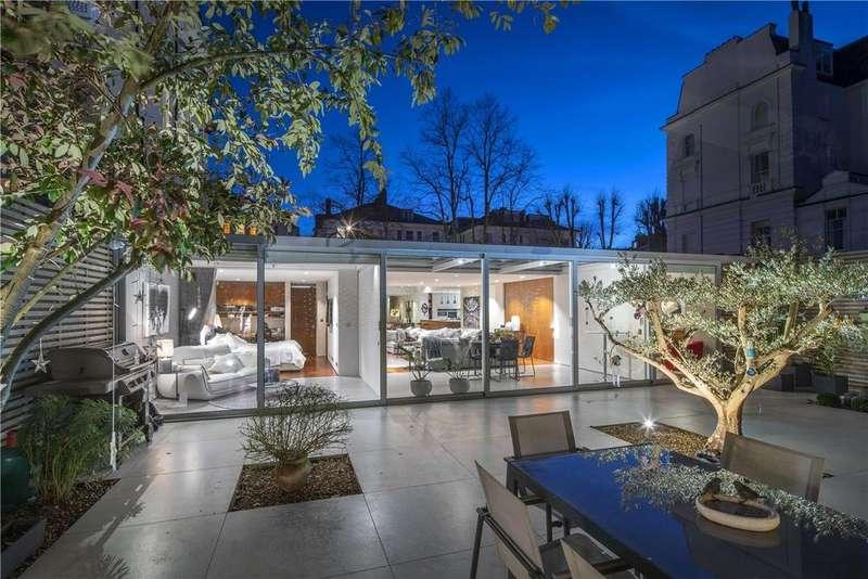 4 Bedrooms House for sale in Belsize Park Gardens, Belsize Park, London, NW3