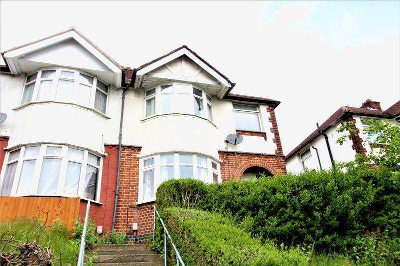 3 Bedrooms Semi Detached House for sale in Three Bedroom on Crawley Green Road